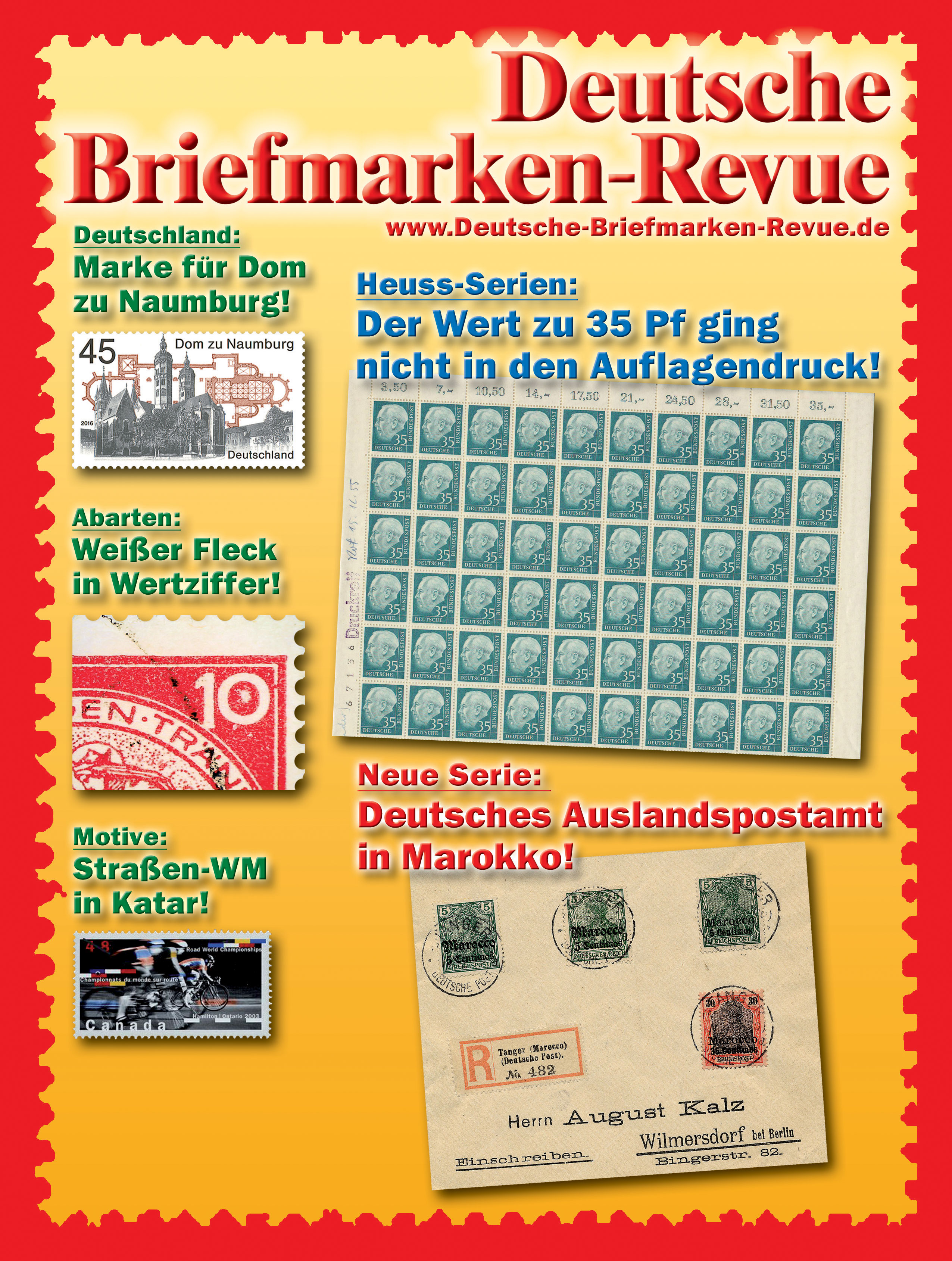 Deutsche Briefmarken Revue